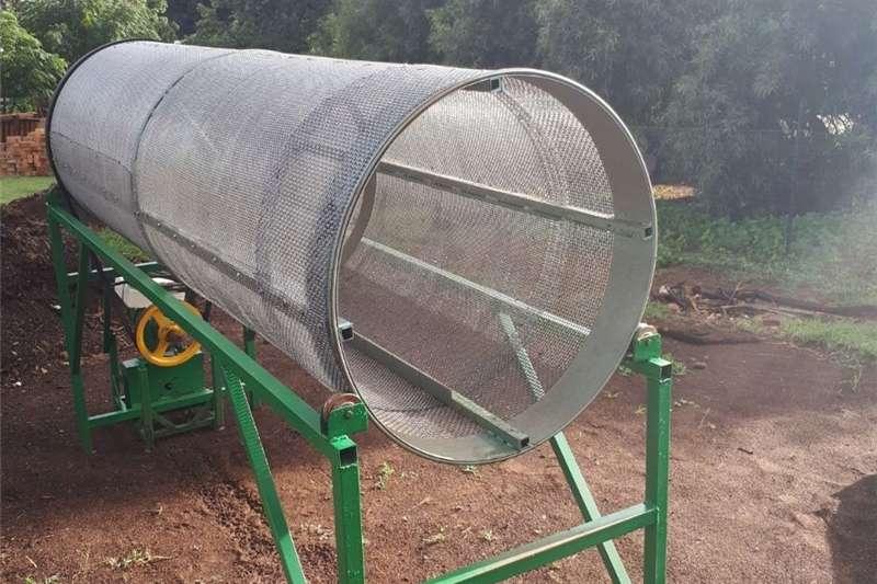 Attachments Farming Revolving Screen