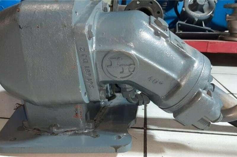 Hydraulic Drive Motor A2FM Attachments