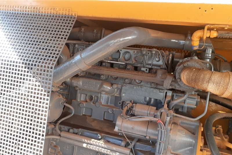 Hydraulic hammers Cement       Pump Putzmeister BSA1409D with Piping Attachments