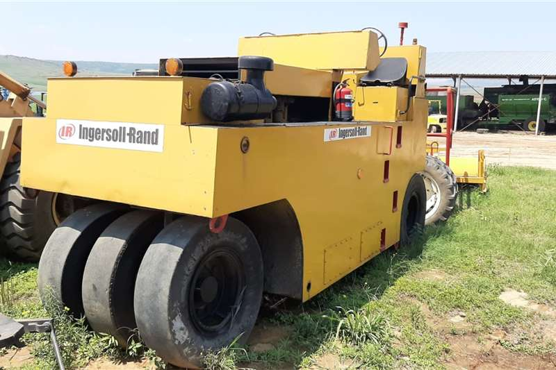 Ingersol Rand Roller Attachments