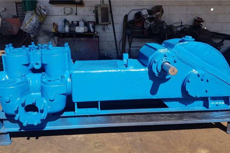 Mud Pump Duplex Pump High Pressure Attachments