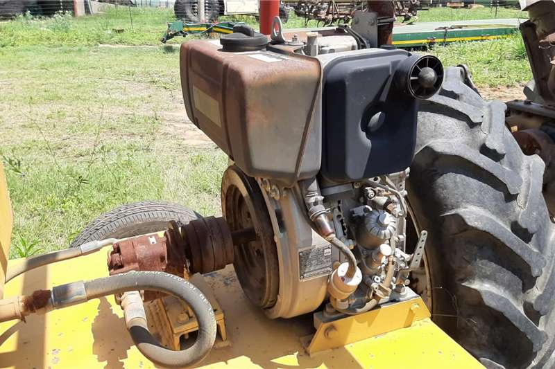 Road Broom Sweeper Attachments