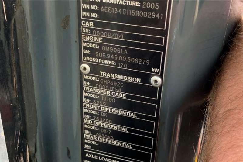 Bell B18D 6X4 18,000L WATER CART ADTs