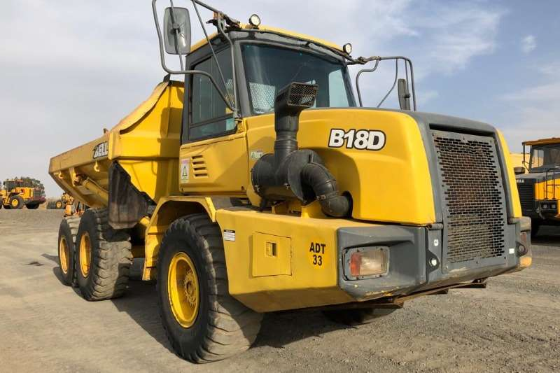 Bell ADTs B18D 6X4 ADT 2012