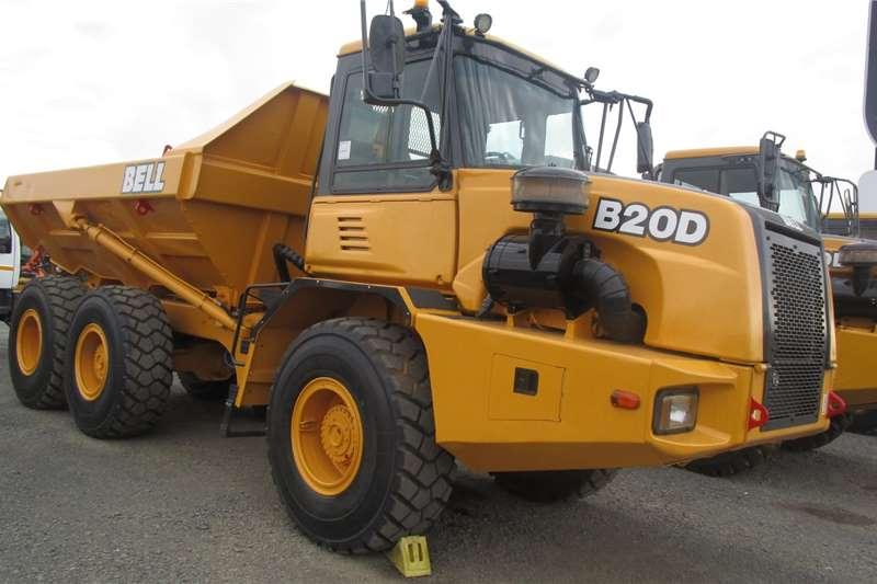 Bell ADTs B20D 2005