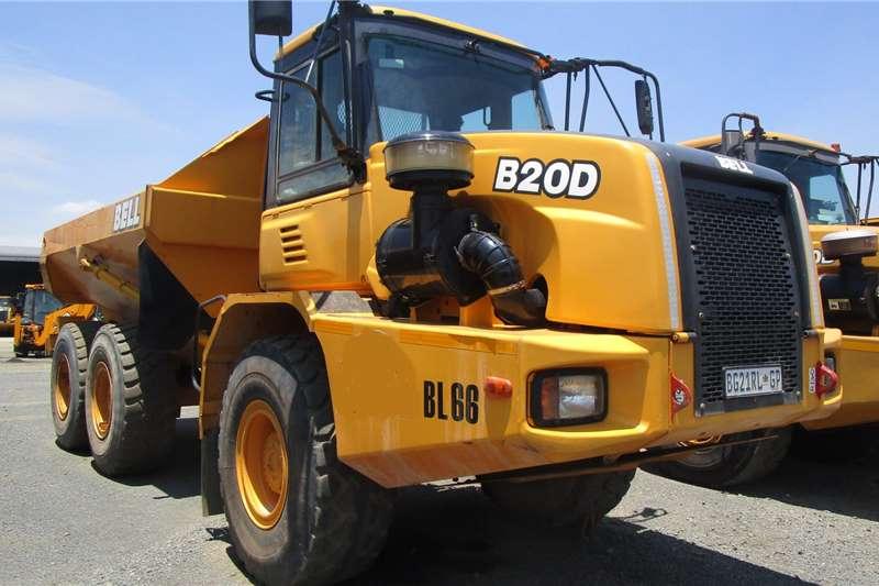 Bell B20D ADTs
