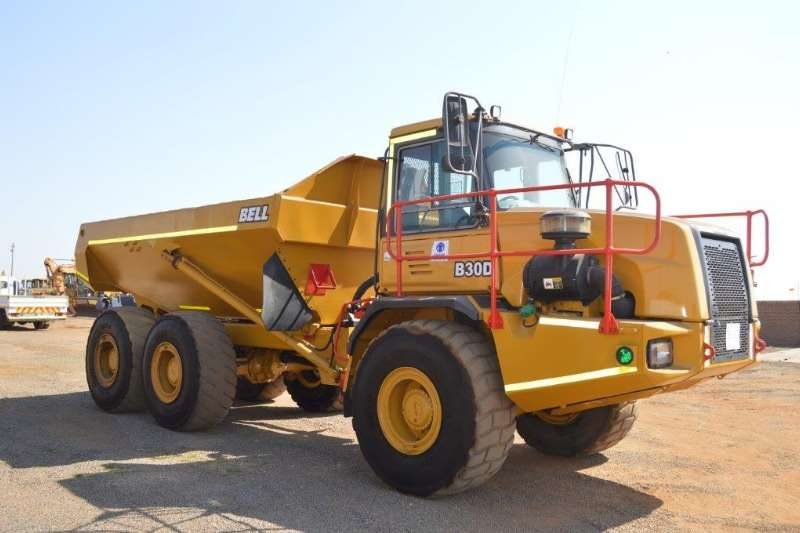 Bell ADTs B30D 2011