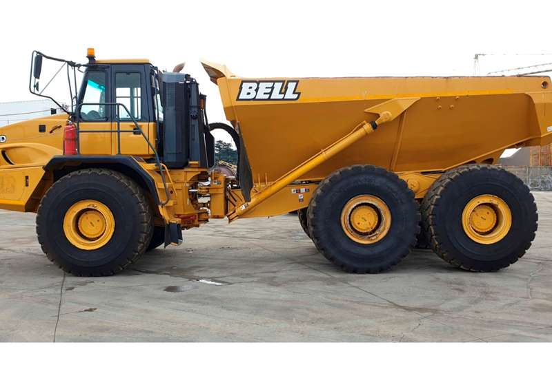 Bell ADTs B40D (GENUINE HRS CONFIRMED BY BELL EQUIPMENT ) 2012