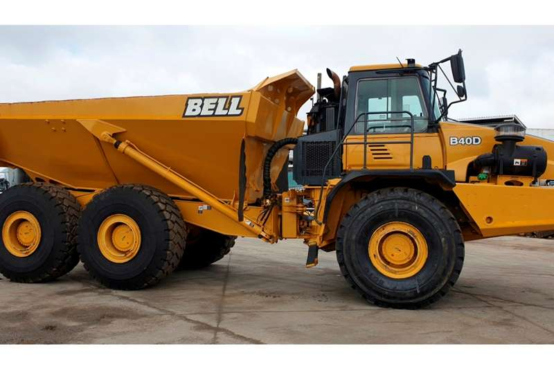 Bell ADTs BELL B40D ( Genuine Hrs confirmed by Bell ) 2012
