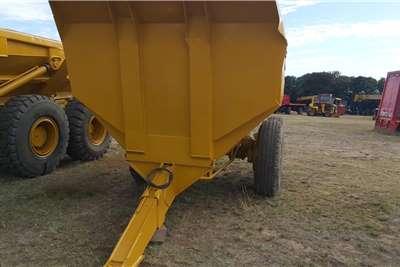 Bell Dumper Dbl Axle Tipper trailer Attachments