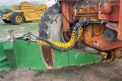 Bell Dumper Tip Trailer Attachments