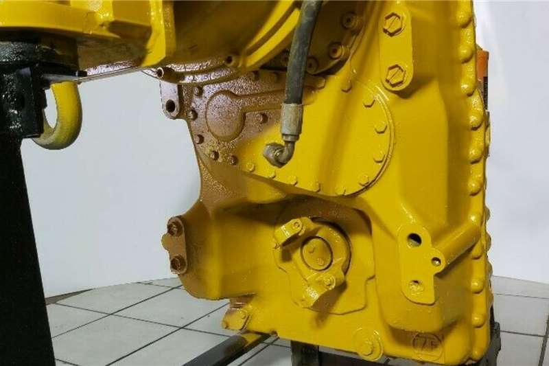 Bell ZF 4WG160 Transmission Attachments