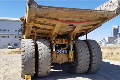 Bell Rigid Dump Truck Dump truck