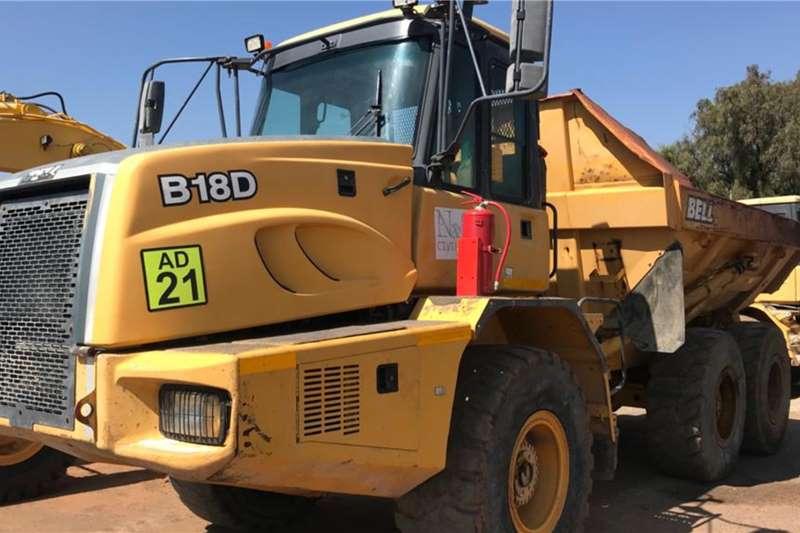 Bell Dumpers 2005 BELL B18D 6X4 2005
