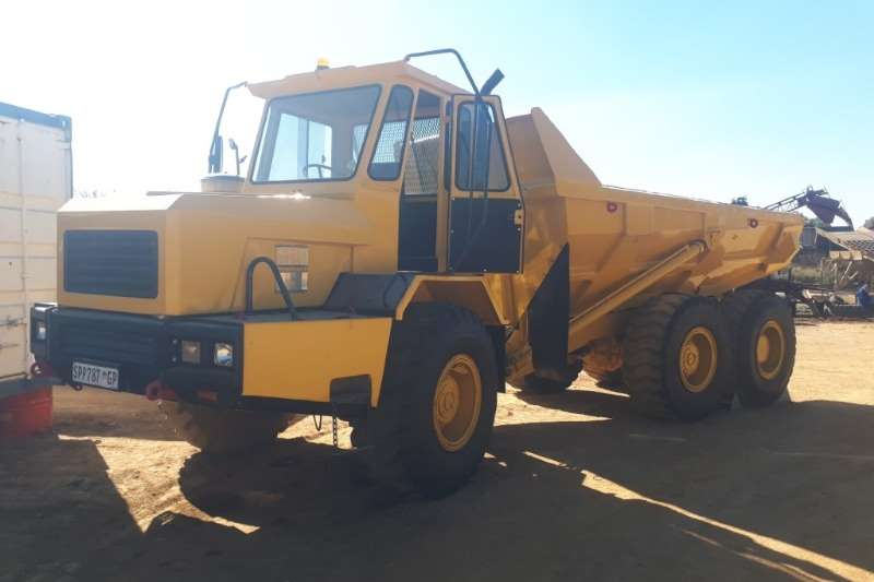 Bell Dumpers B20B Supertruck Dumper Truck