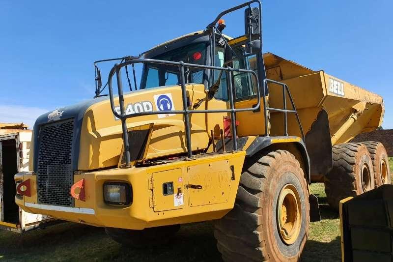 Bell Dumpers Bell B40D Dump Truck