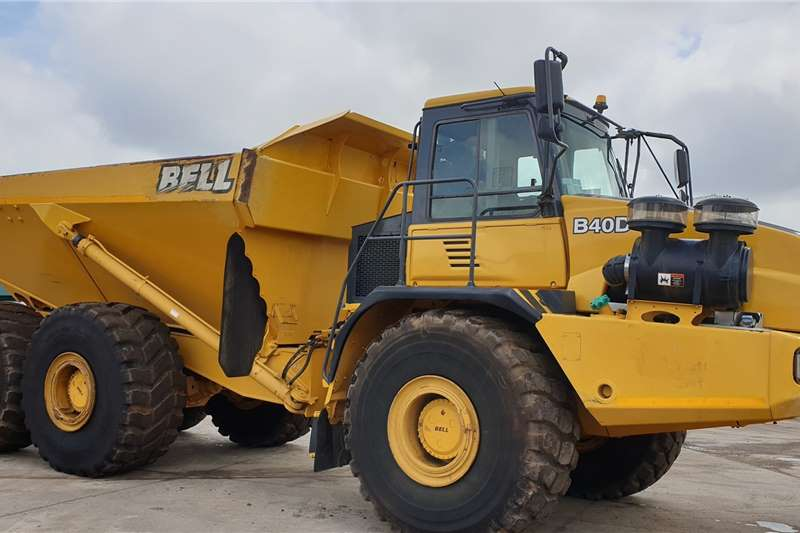 Bell BELL B40D ( Genuine  hrs confirmed by Bell ) Dumpers
