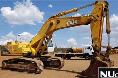 Bell Excavators BELL HD2045 EXCAVATOR