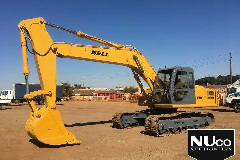 Bell Excavators BELL HD320E EXCAVATOR