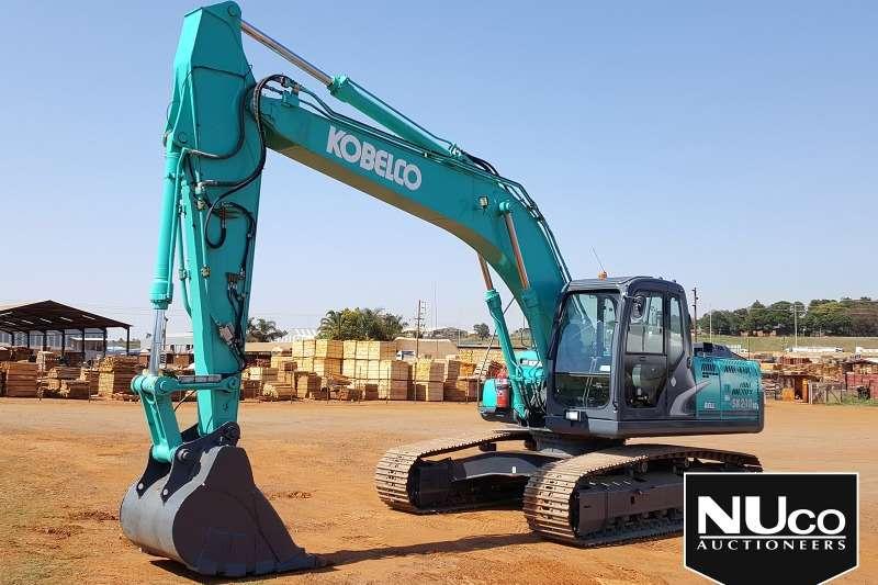 Bell Excavators BELL KOBELCO SK210LC 8 EXCAVATOR