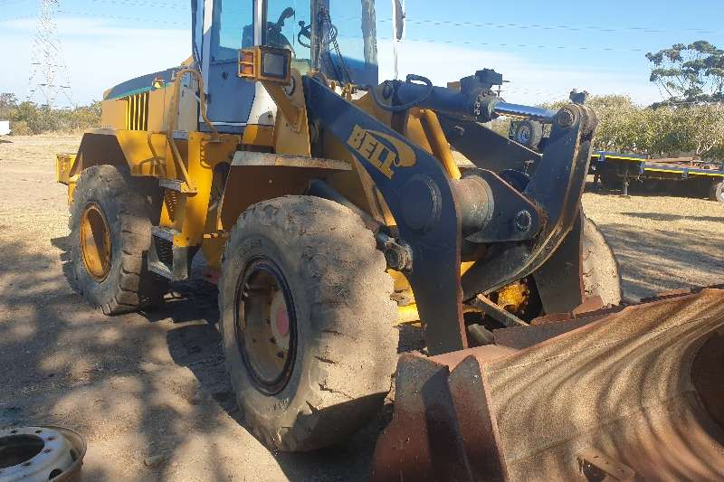 Bell Construction Loaders