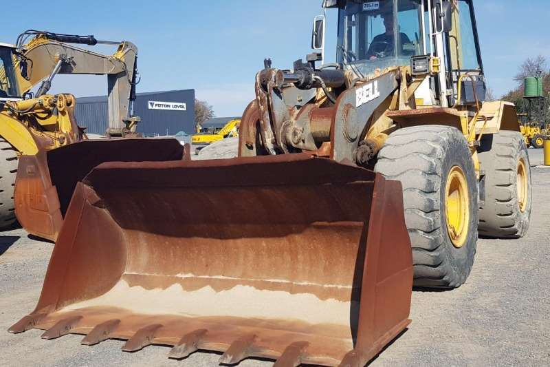 Bell Loaders Construction 2004 BELL 1806C 2004