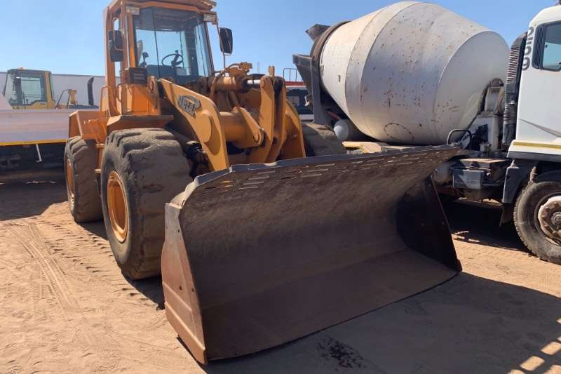 Bell Loaders Construction L1806C 2008