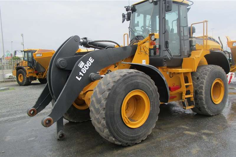 Bell Loaders L1806E 2011