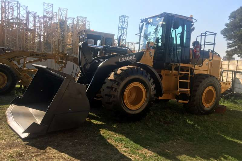 Bell Loaders L2106E 2013