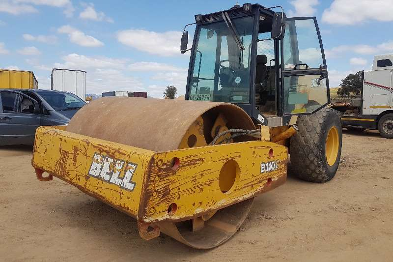 Bell Rollers Vibratory roller BELL B1100 2007
