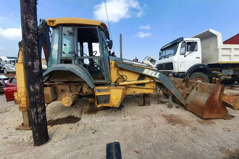 Bell TLBs Construction Bell TLB  Back Actor   315 SJ TURBO 4X4