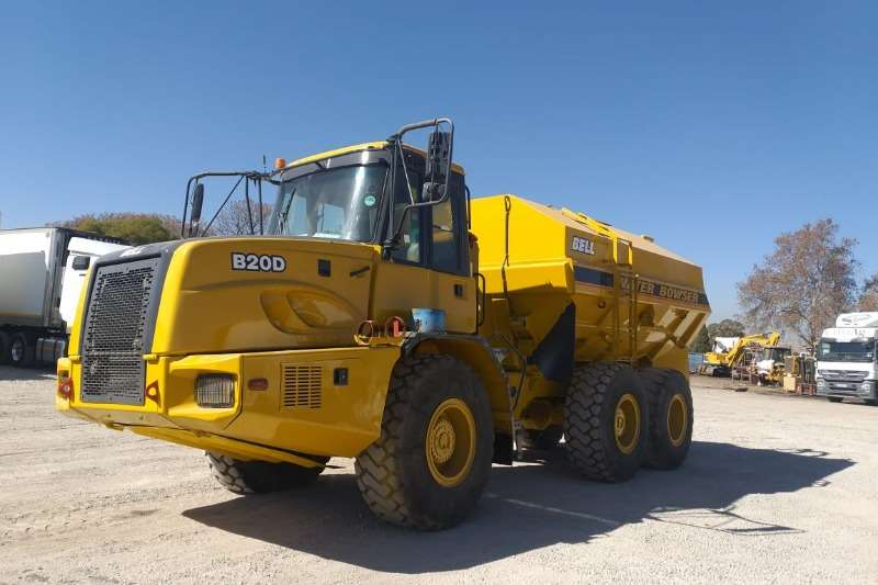Bell Water tankers B20D 25000litres 2005