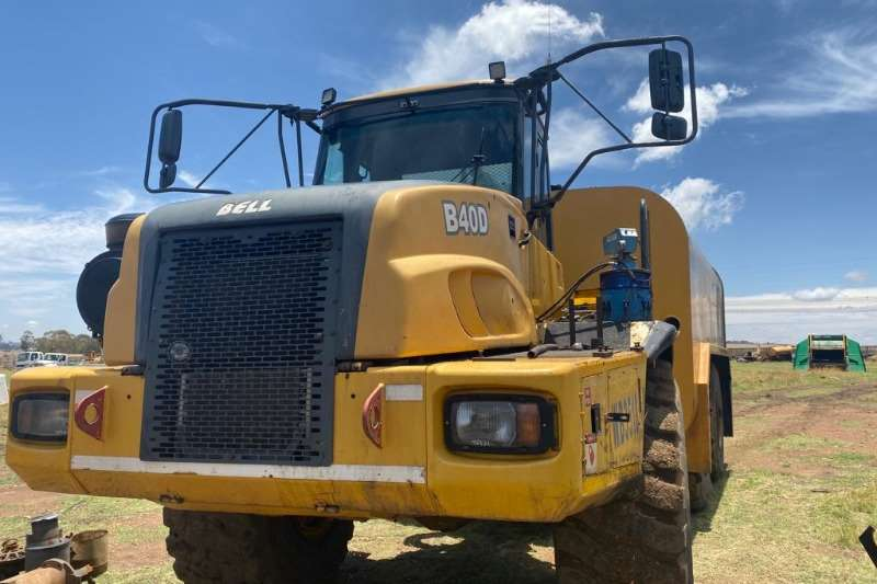 Bell Water Tankers Bell B40D Water Bowser