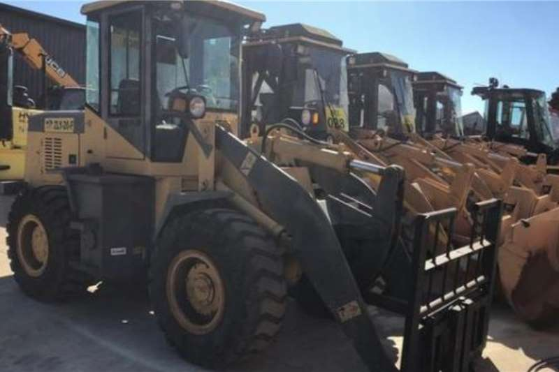 Bell Construction QualiProd ZLY 20 F Wheel loader
