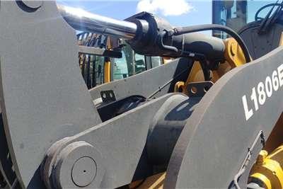 Bell L1806E Wheel loader