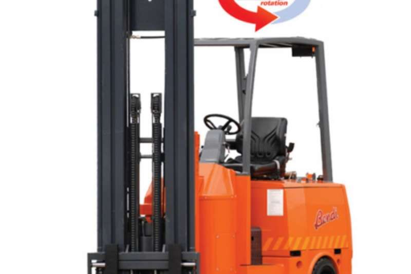 Bendi Forklifts Electric forklift Bendi 420 High Lift Rear Wheel Drive