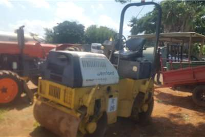 Bitelli 2 TON BENFORD  SMOOTH ROLLER Roller