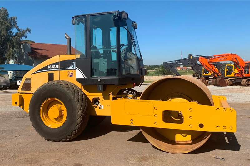 Bitelli Roller CATERPILLAR 2007