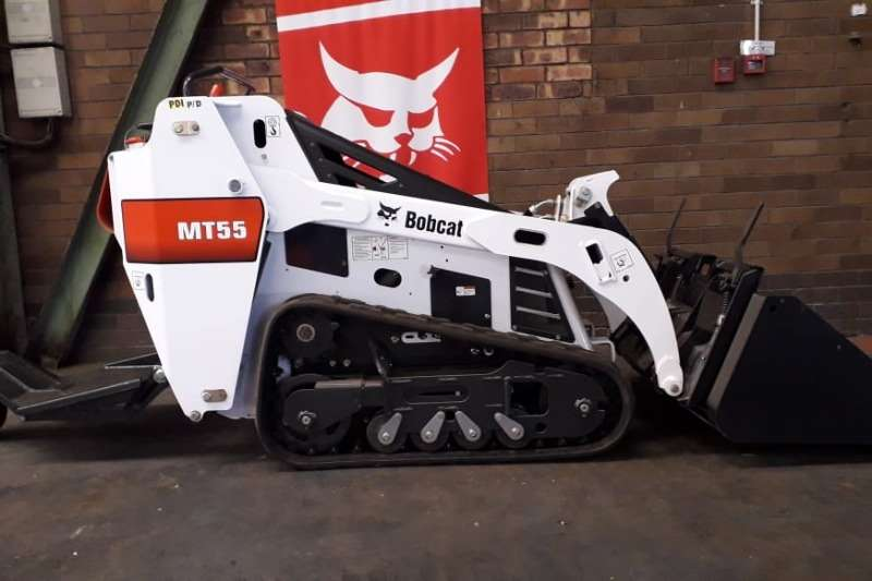 Bobcat Loaders Construction BobcatMT55 2017