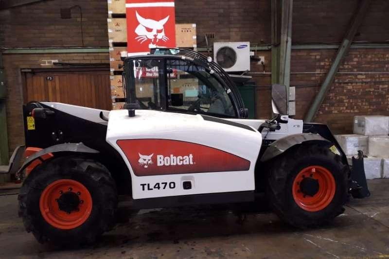 Bobcat Loaders Construction BobcatTL470 Telescopic 2014