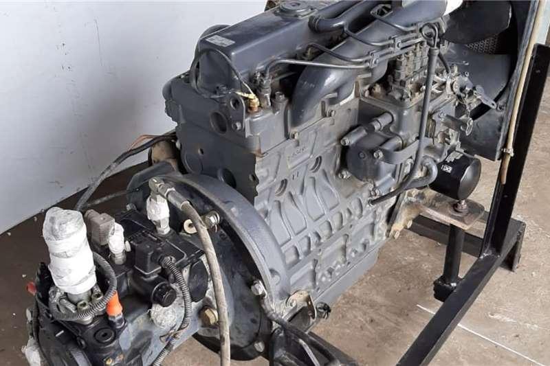 Bobcat Kubota V2403 Engine Mini excavators