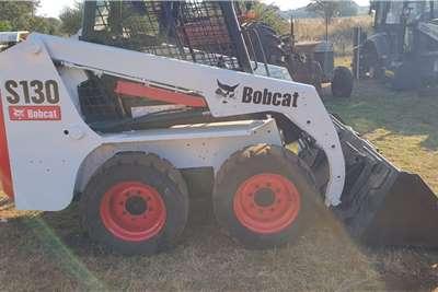 Bobcat Construction BOBCAT S130 SKID STEER Skidsteer loader