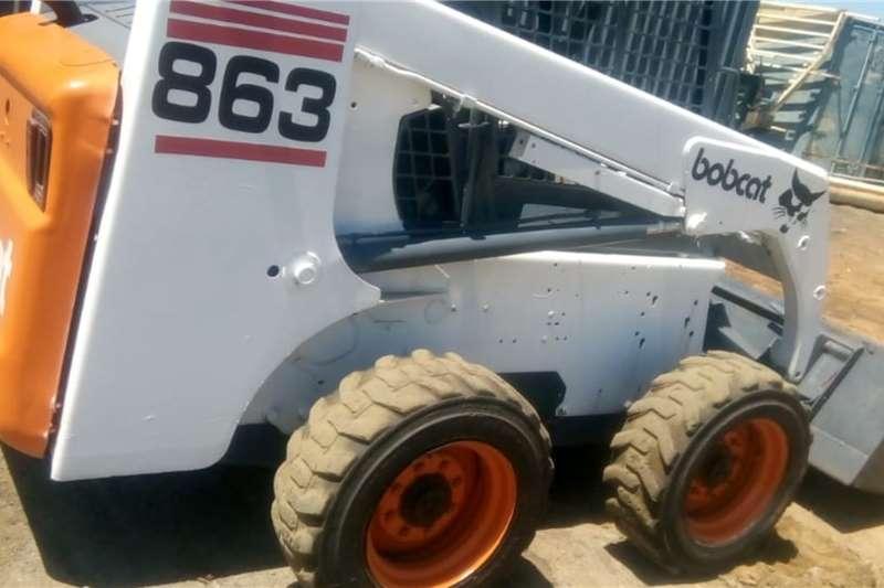 Bobcat 863 Skidsteer Skidsteers