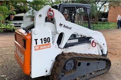 Bobcat BOBCAT T190 CRAWLER TRACKED SKIDSTEER Skidsteers