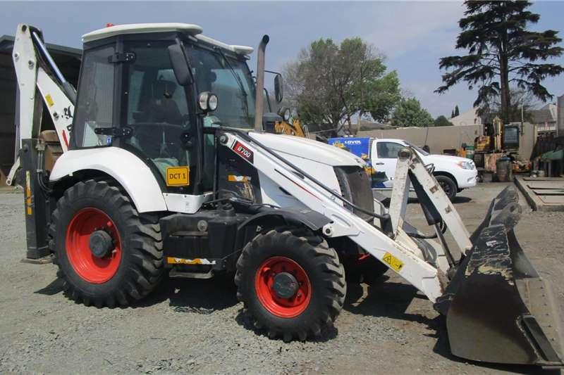 Bobcat B700EC TLBs