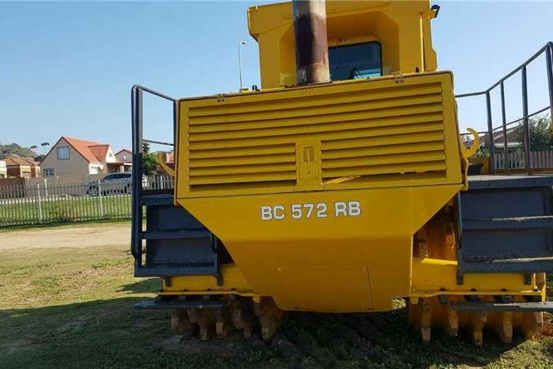 Bomag Bomag BC 572 RB Landill Compactor Compactor