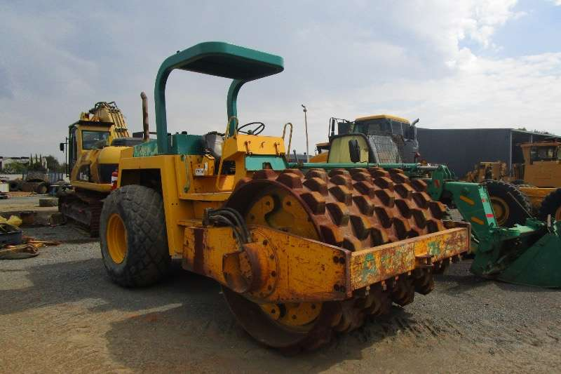 Bomag Roller BW213PDH 2 1996