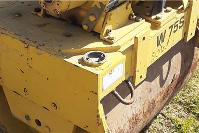 Bomag smooth Roller