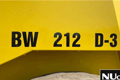 Bomag BOMAG BW212D 3 SMOOTH DRUM ROLLER Rollers