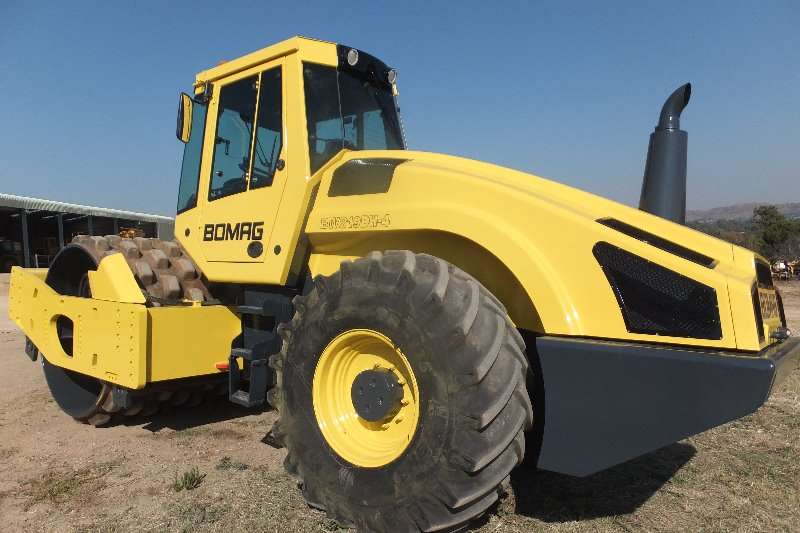 Bomag Rollers BOMAG BW219PD04 2014